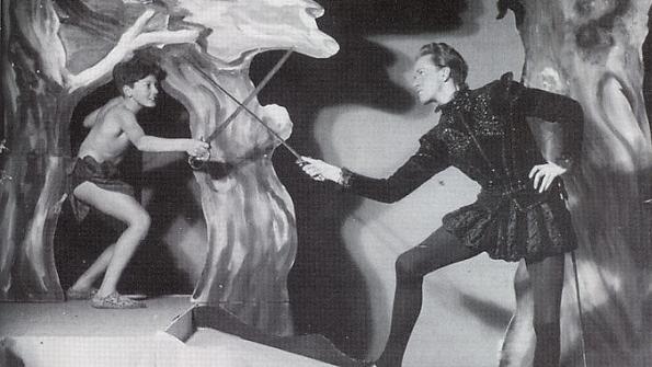 Ingmar Bergman's 1941 A Midsummer Night's Dream at Sagoteatern