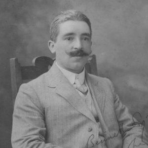 Havergal Brian c. 1900.