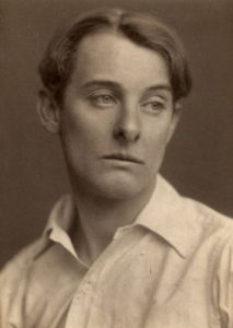Lord Alfred Douglas, photograph by George Charles Beresford, 1903